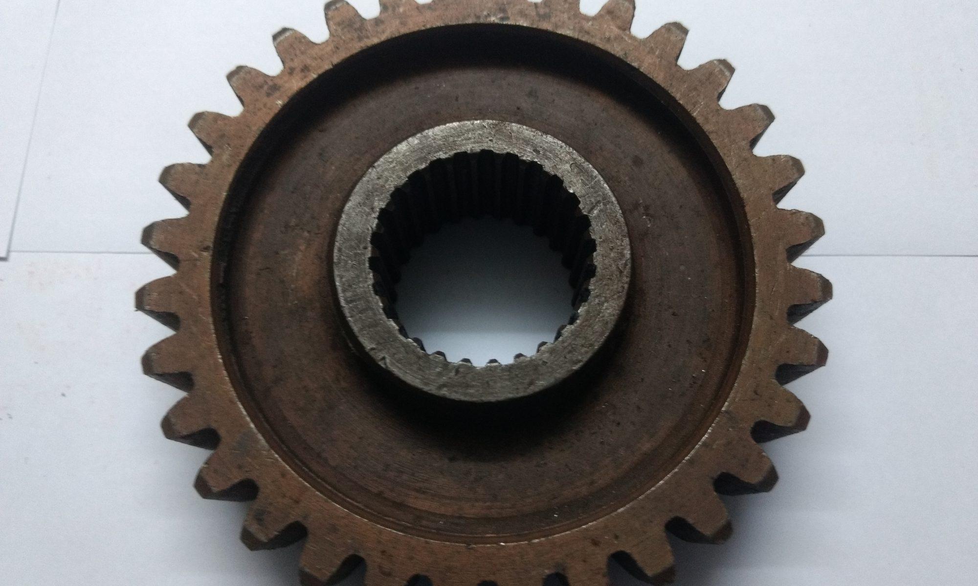 Gear for Braiding machine