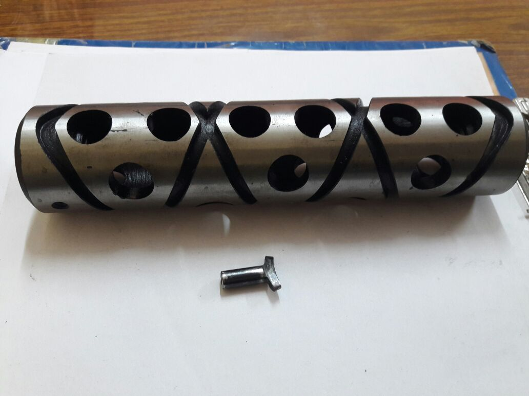 Metal cam Shaft for lexon winder