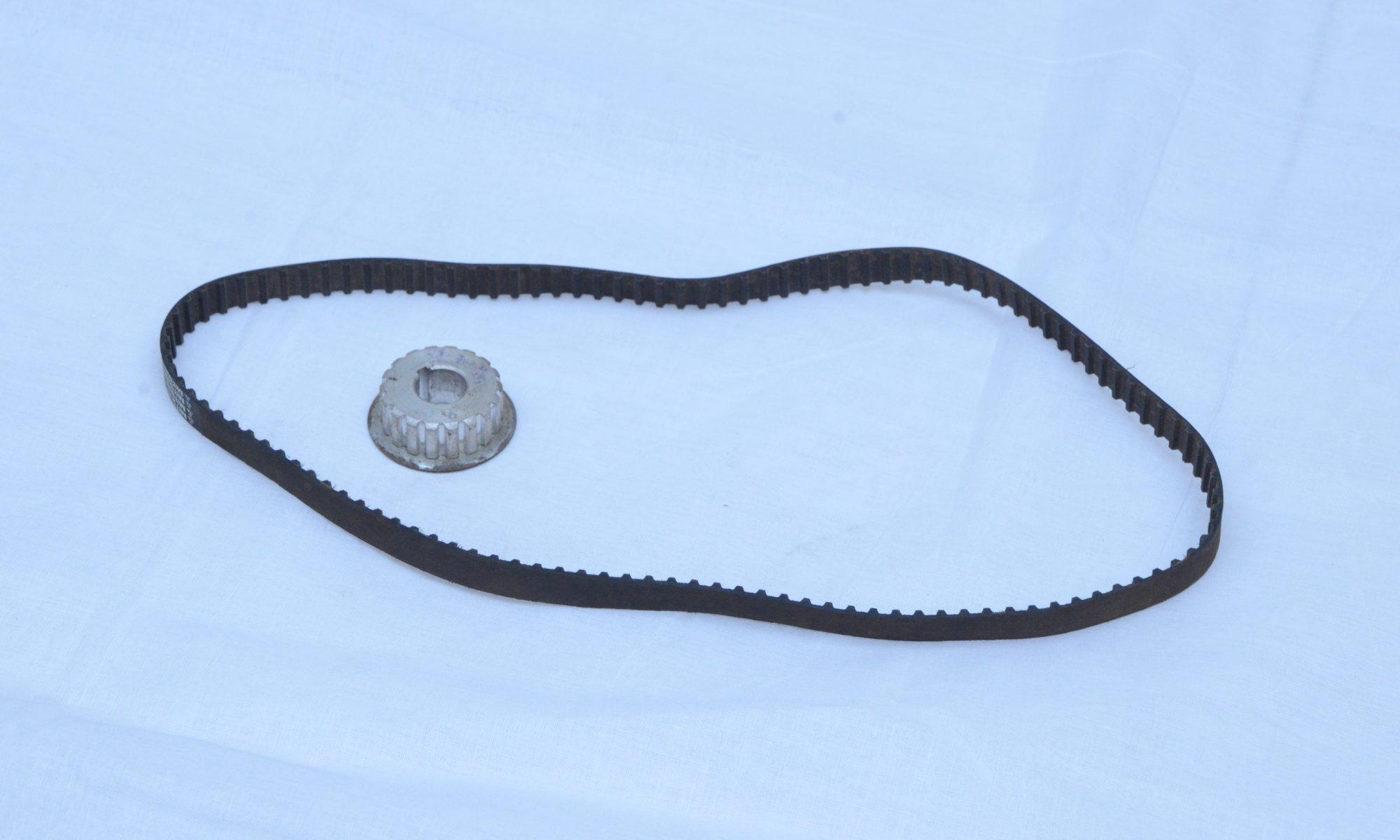 Gear & belts