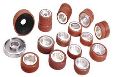 Pu rollers for Circular loom